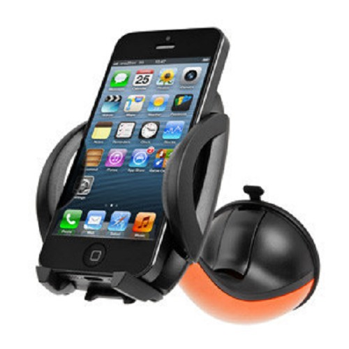 CAPDASE Car Mount Holder Flyer [HR00-SP71] - Orange - Gadget Mounting / Bracket